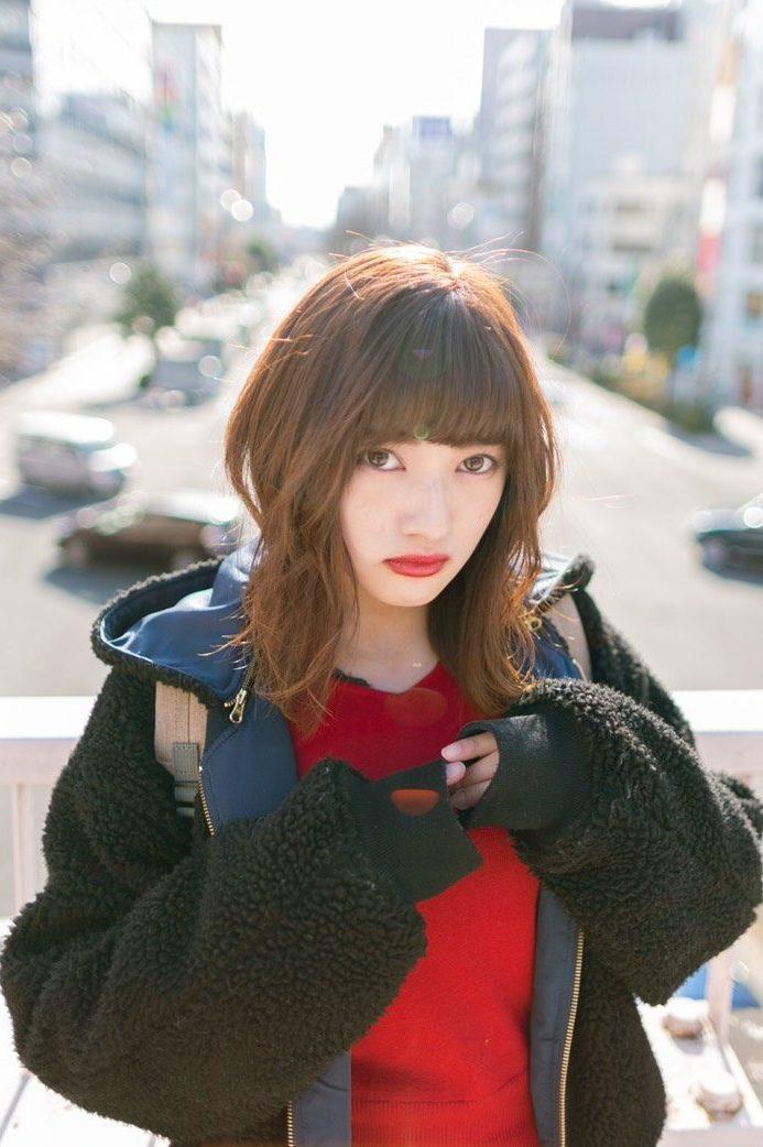 モデル田村緑香