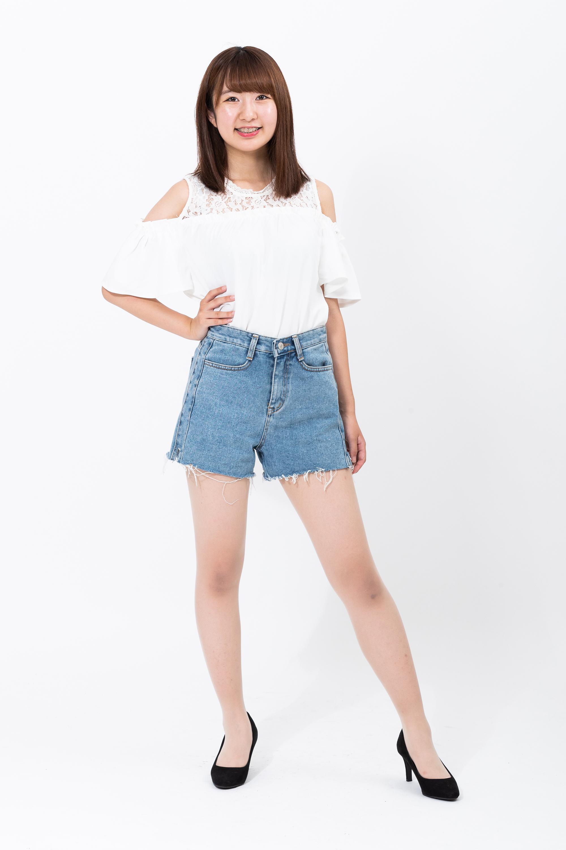 モデル下田優夏