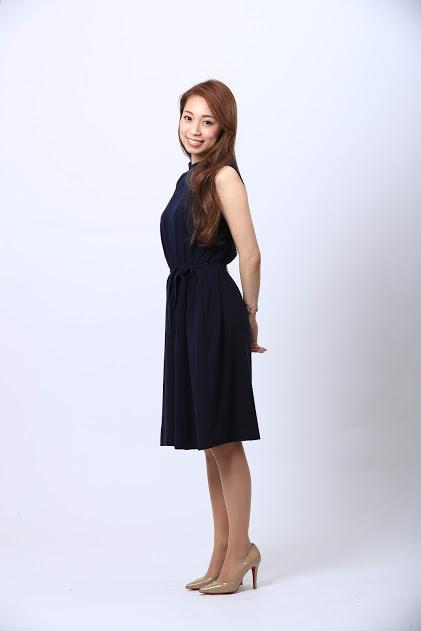 モデル平石恭子
